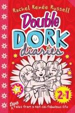 Double Dork Diaries 2in1 Vol 01