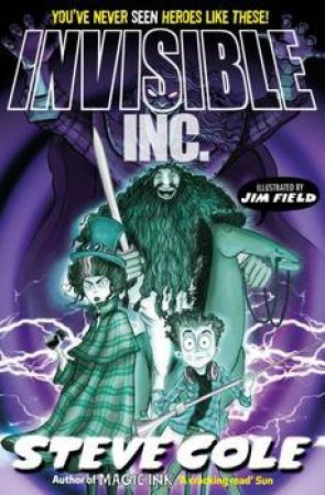 Invisible Inc. by Steve; Field, Jim Cole