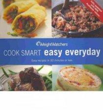 Weight Watchers Cook Smart Easy Everyday