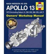 Apollo 13 Manual: Owner's Workshop Manual by David Baker