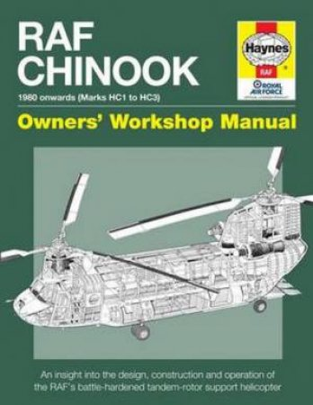 RAF Chinook Manual by Chris McNab