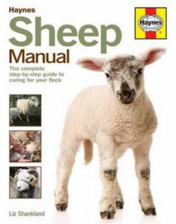 Sheep Manual by Liz Shankland