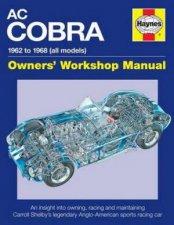 AC Cobra Owners Workshop Manual