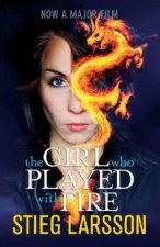 Girl Who Played With Fire AUS Film TieIn