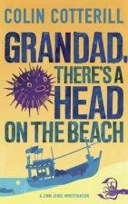 Grandad Theres a Head on the Beach