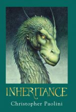 Inheritance Adult Cover