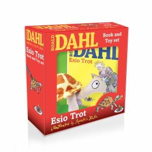 Esio Trot: Book and Toy Box Set  by Roald Dahl