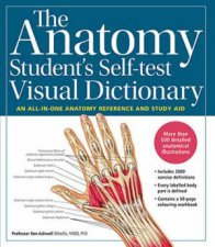The Anatomy Student S Self Test Colouring Book By Ken Ashwell