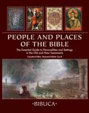 Biblica: People And Places Of The Bible by Reverend Felicity Couch