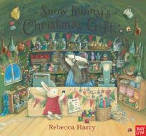 Snow Bunny's Christmas Gift by Rebecca Harry