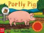 Noisy Farm Portly Pig