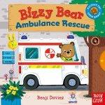Bizzy Bear Ambulance Driver
