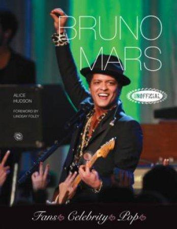 Bruno Mars by ALICE HUDSON