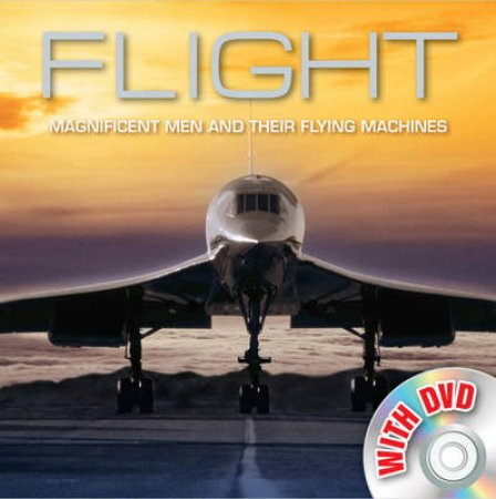 Vehicle Book & Dvd: Flight by None