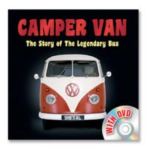 Vehicle Book & Dvd: Camper Van by None