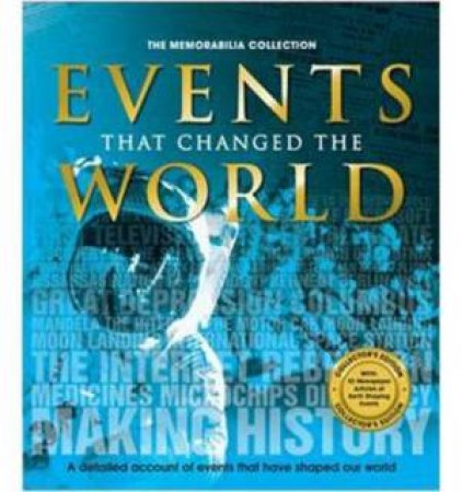 Memorabilia Collection: Events That Changed the World