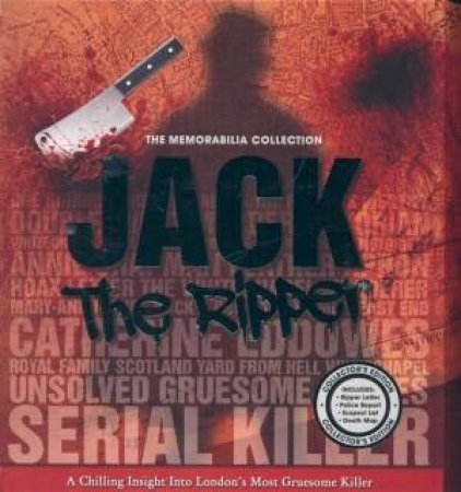 Memorabilia Collection: Jack the Ripper