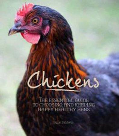 Chickens by Suzie Baldwin