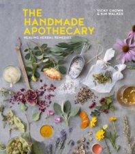 Handmade Apothecary Healing Herbal Remedies