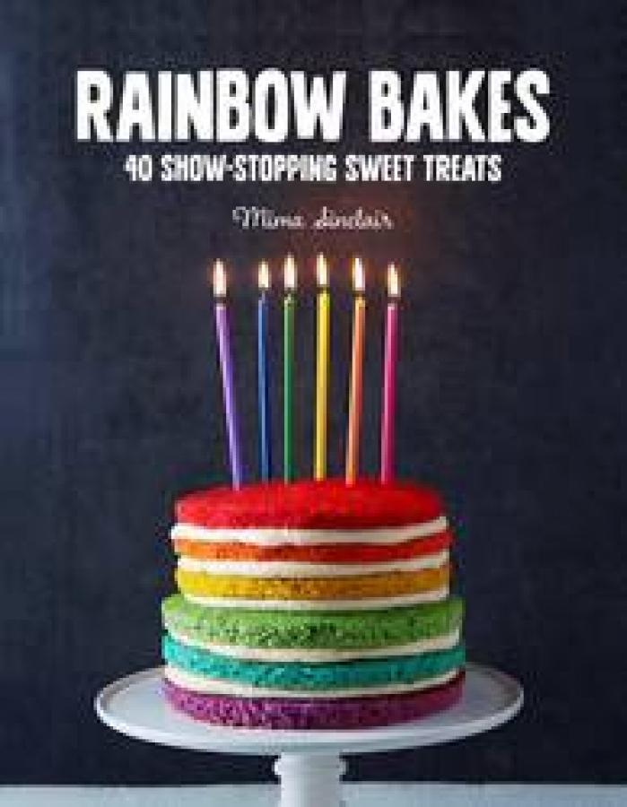 Rainbow Bakes by Mima Sinclair [Hardcover]