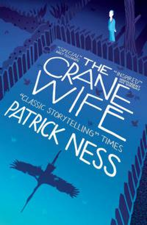 The-Crane-Wife-by-Patrick-Ness-Paperback