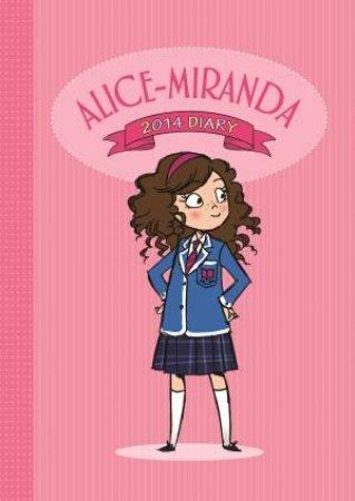 Alice-Miranda Diary