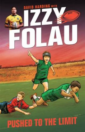 Izzy Folau 03: Destination Unknown
