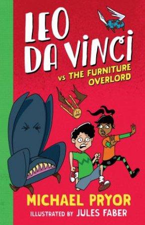 Leo da Vinci vs The Rogue Furniture Army