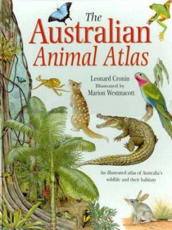 Australian Animal Atlas by Leonard Cronin