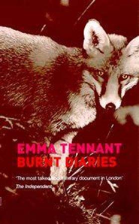 Burnt Diaries by Emma Tennant