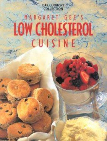Low Cholesterol Cuisine by Margaret Gee