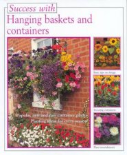 Success With Hanging Baskets And Containers