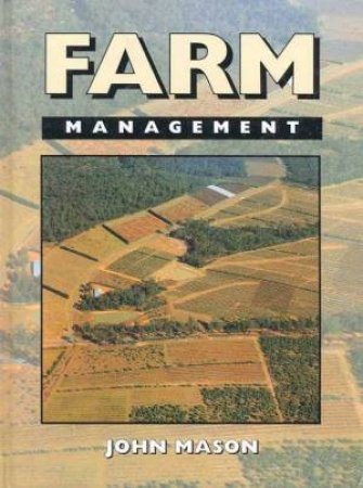 Farm Management by John Mason