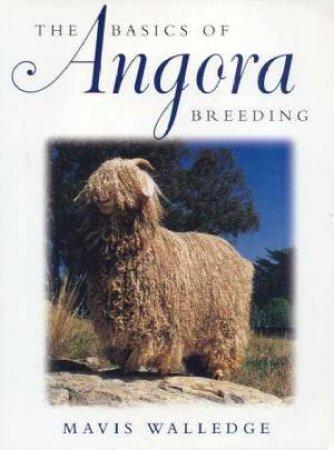 The Basics Of  Angora Breeding by Mavis Walledge