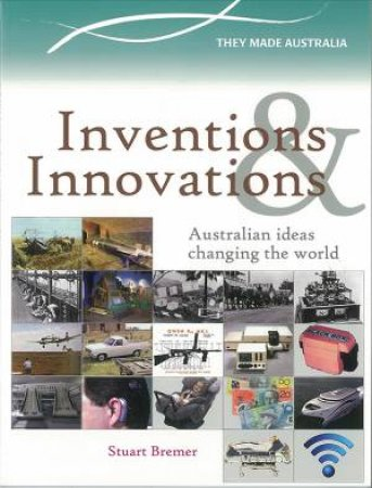 Inventors & Inventions by Stuart Bremer
