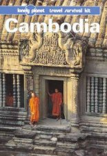 Lonely Planet Cambodia 2nd Ed