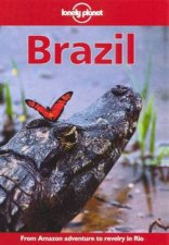 Lonely Planet Brazil 4th Ed