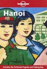 Lonely Planet Hanoi 1st Ed