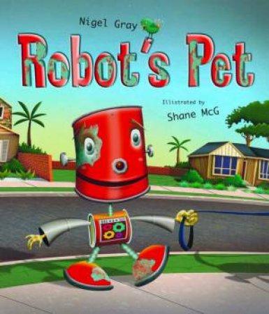 Robot's Pet by Nigel Gray