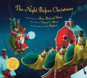 The Night Before Christmas with CD by Clement C Moore