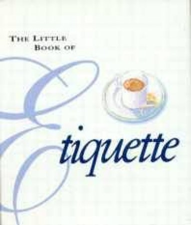 Doubleday Mini Book: Etiquette
