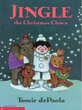 Jingle The Christmas Clown by Tomie de Paola