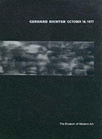 Richter,Gerhard:October 18,1977 by Storr Robert