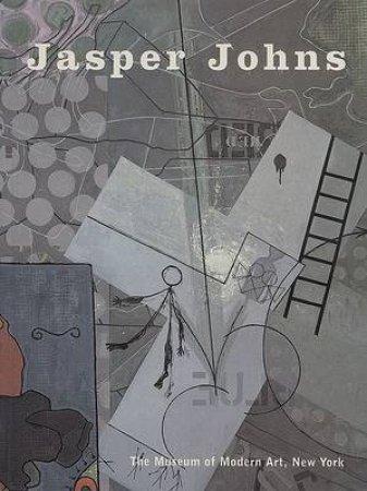 Jasper Johns:A Retrospective   Re-Issue by Varnedoe Kirk