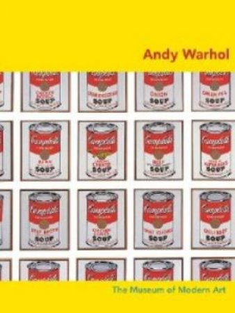 Warhol  (Moma Painters) by Carolyn Lanchner