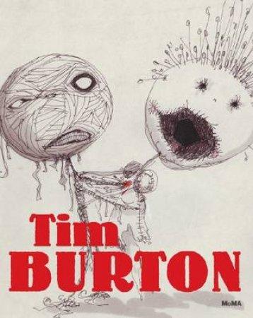Tim Burton by Tim Burton