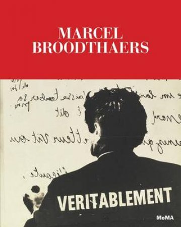 Marcel Broodthaers by Christophe Cherix
