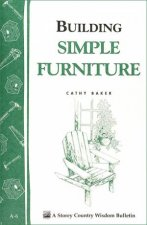 Building Simple Furniture Storeys Country Wisdom Bulletin  A06