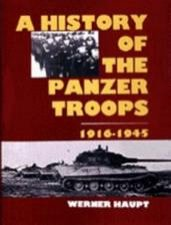 History of the Panzer Tr 19161945