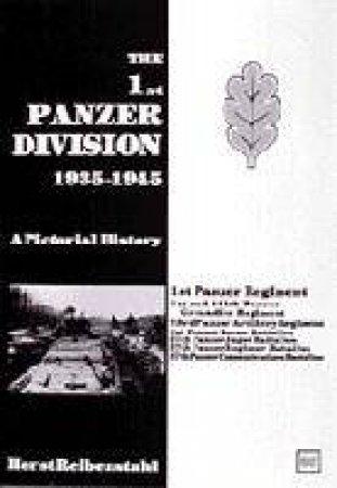 1st Panzer Division 1935-1945 by RIEBENSTAHL HORST